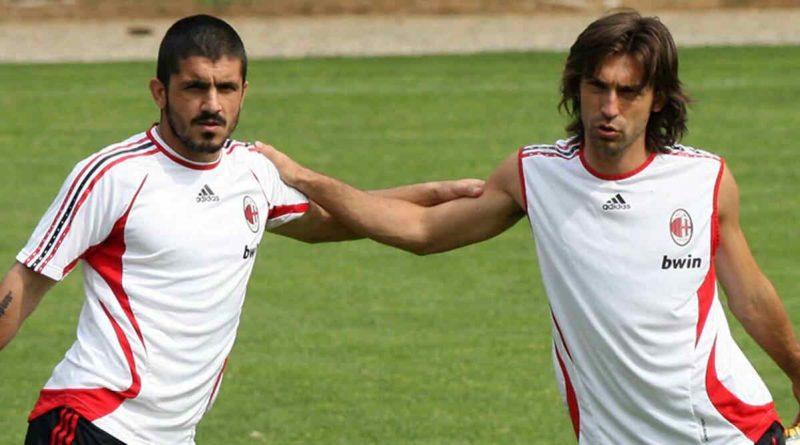 Gattuso and Pirlo