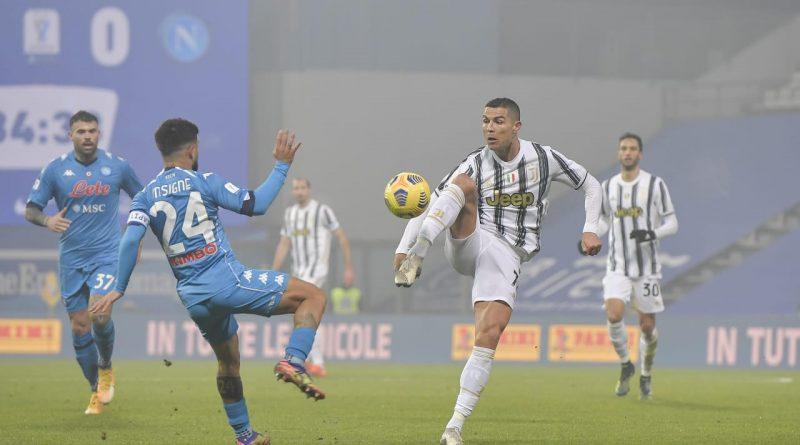 Napoli Juvnetus, Ronaldo, Insigne